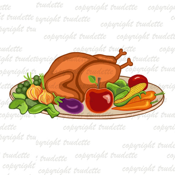 thanksgiving dinner clipart at getdrawings com free for personal rh getdrawings com thanksgiving food clip art free thanksgiving food clipart free
