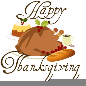 300x300 Thanksgiving Dinner Clipart Free Images