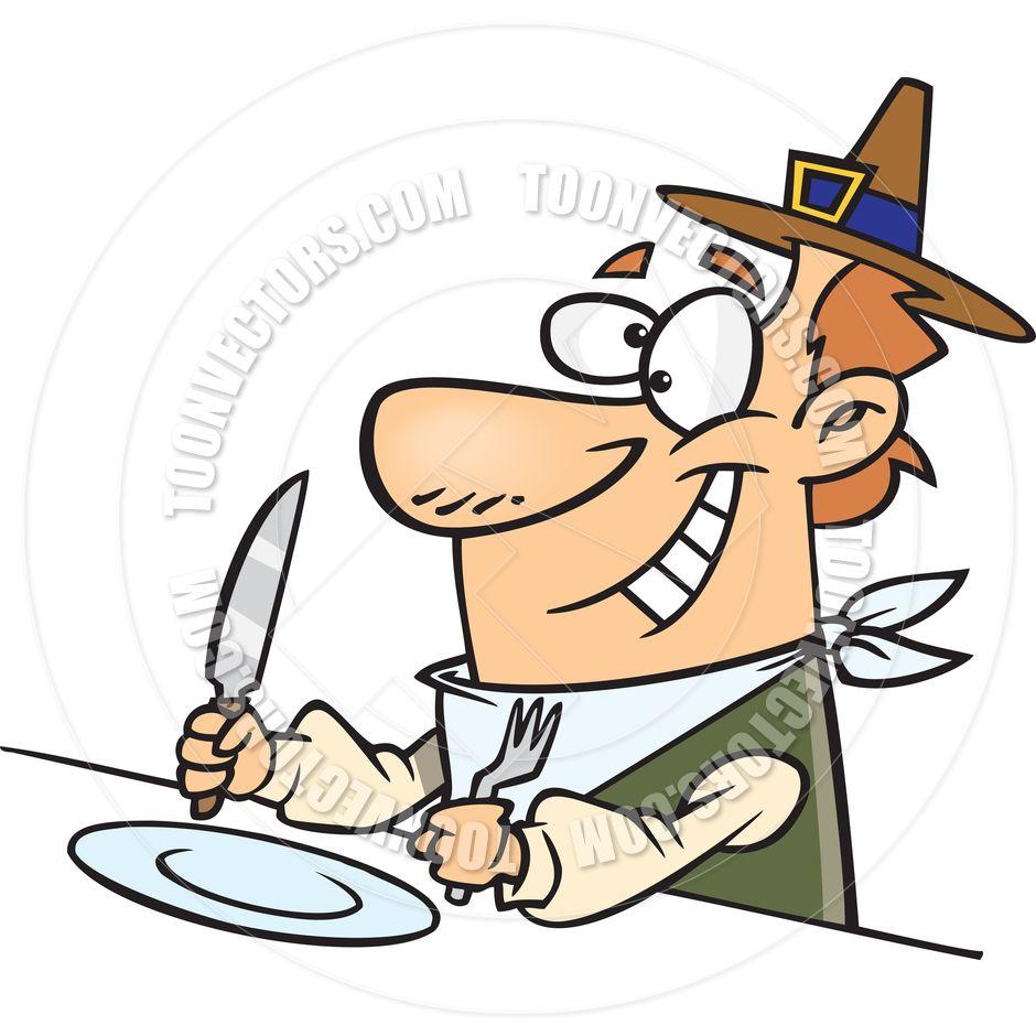 940x940 Cartoon Thanksgiving Feast Cartoon Thanksgiving Dinner