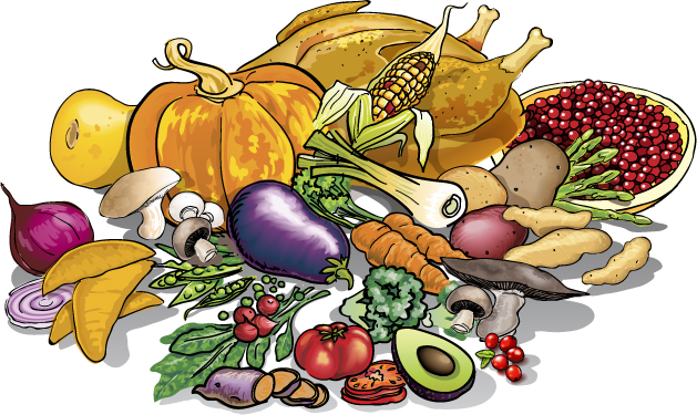 629x375 Free Food And Nutrition Education Clipart