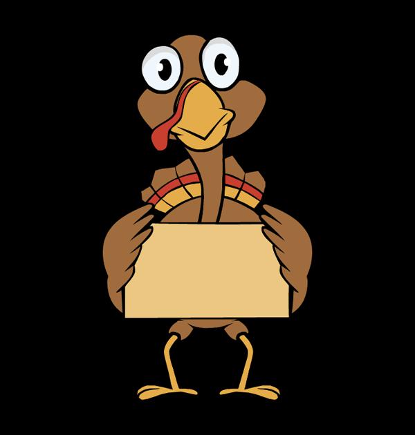 600x630 71 Thanksgiving Turkey Clipart Clipart Fans