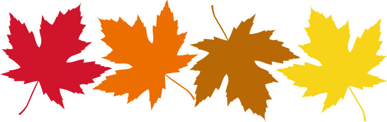 760x240 Collection Of Thanksgiving Leaves Clipart High Quality, Free