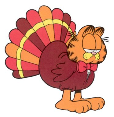 Thanksgiving Turkey Clipart