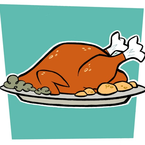 461x461 Pictures Turkey Dinner Pictures Clip Art,