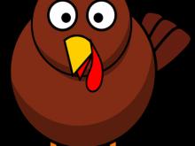 220x165 Animated Turkey Clip Art Happy Thanksgiving Thanksgiving Turkey