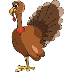 250x250 Fall Thanksgiving Free Clip Art By Holiday Geographics