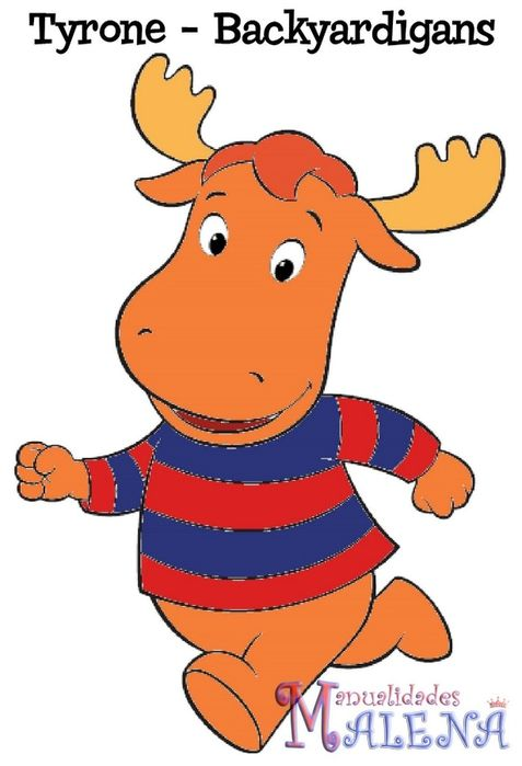 The Backyardigans Clipart