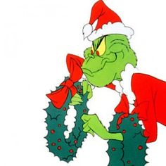 The Grinch Who Stole Christmas Clipart