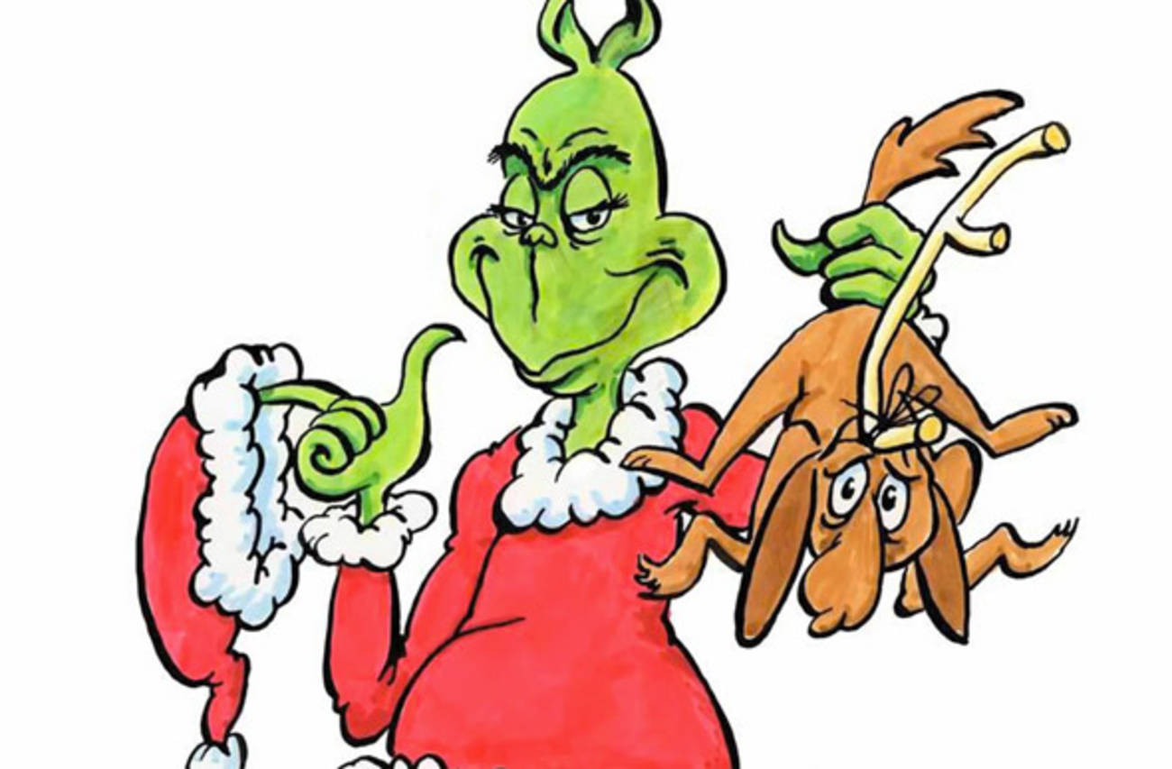 The Grinch Who Stole Christmas Cartoon.The Grinch Who Stole Christmas Clipart At Getdrawings Com