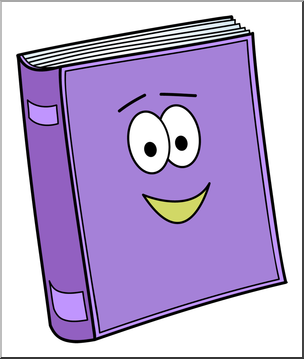 304x359 Clip Art Cute Book 1 Color 2 I Abcteach