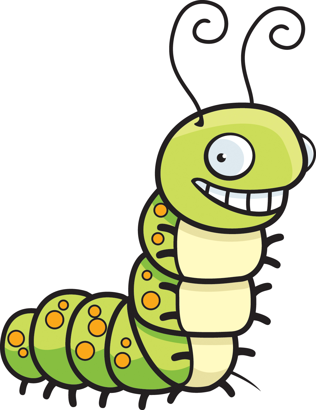 The Hungry Caterpillar Clipart At Getdrawings Com Free For