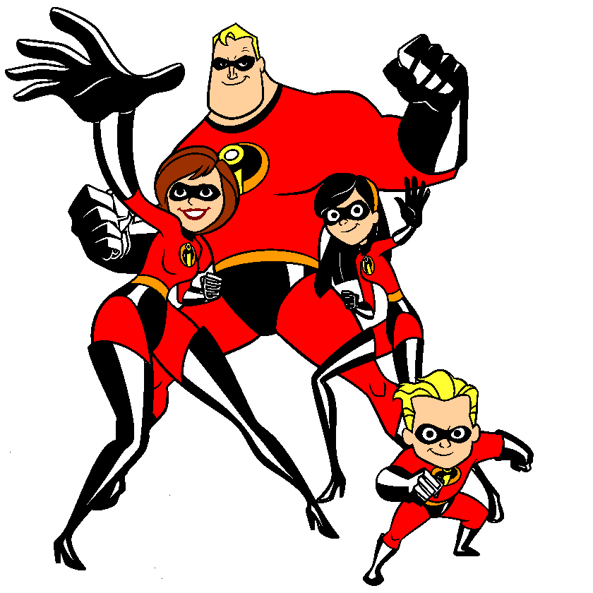 840x840 Latest Pixels Incredibles Trunk