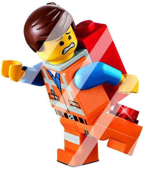 The Lego Movie Clipart