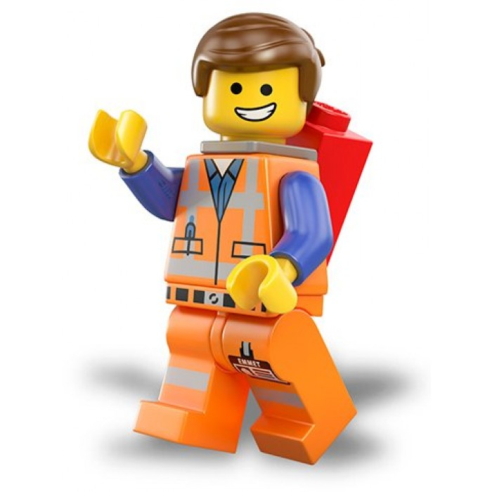700x700 Buy Lego The Lego Movie Emmet With Piece Of Resistance Minifigure