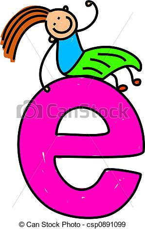 The Letter I Clipart