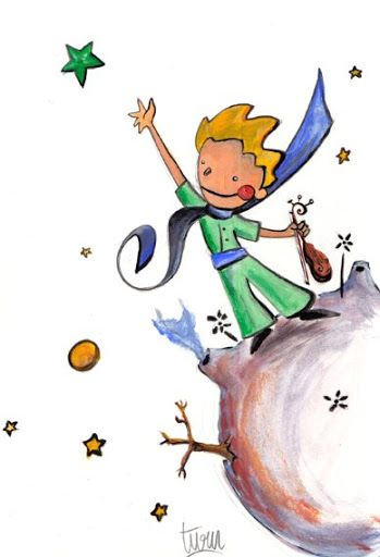 The Little Prince Clipart