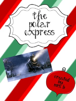 263x350 Polar Express Reading Activity Teaching Resources Teachers Pay