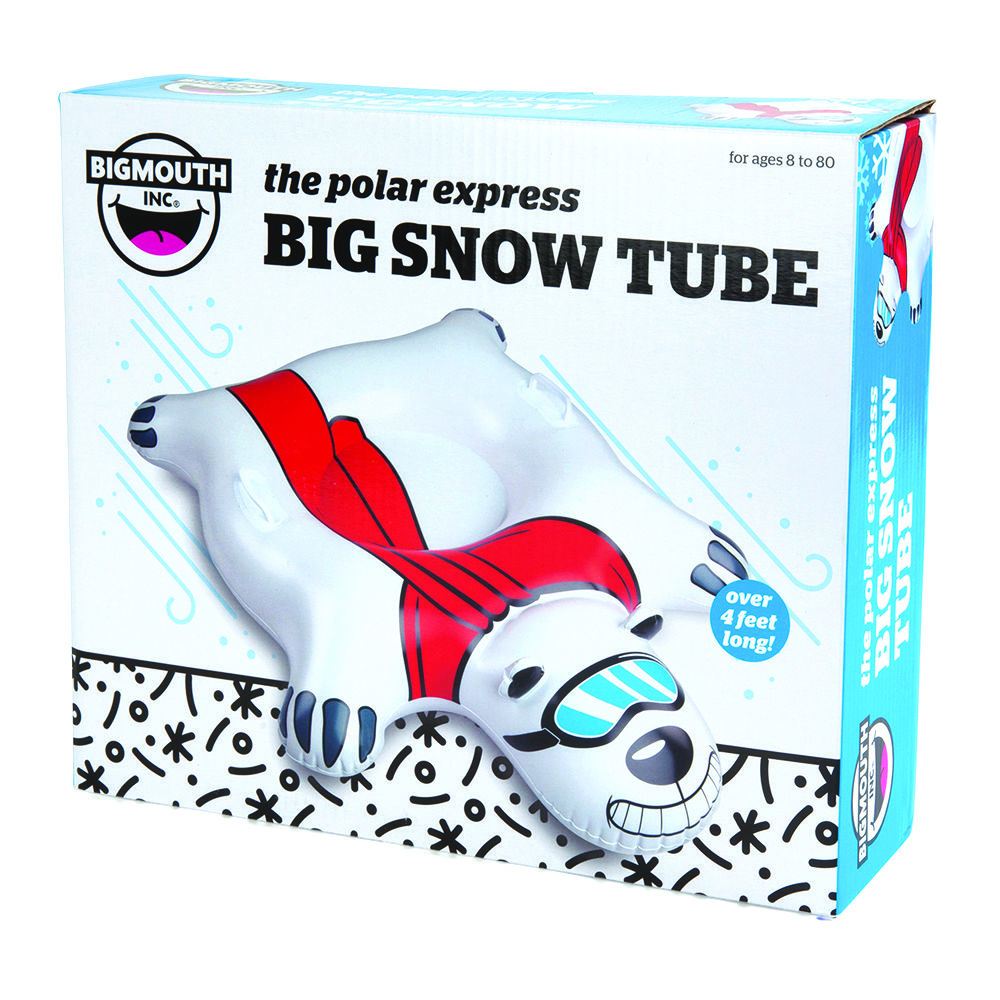 1000x1000 Big Mouth Polar Express Snow Tube Claire's Us