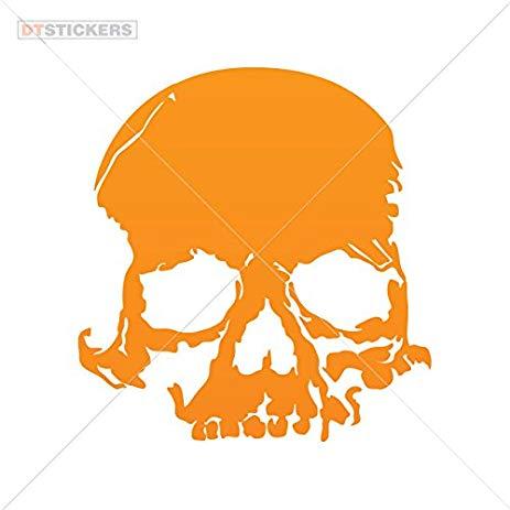 463x463 Decal Vinyl Punisher Skull Design Vinyl Art Car Window