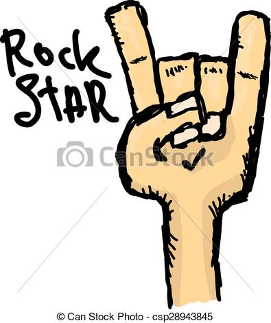 395x470 Rock N Roll Clipart Primary Rock N Roll Clip Art 23 On Music