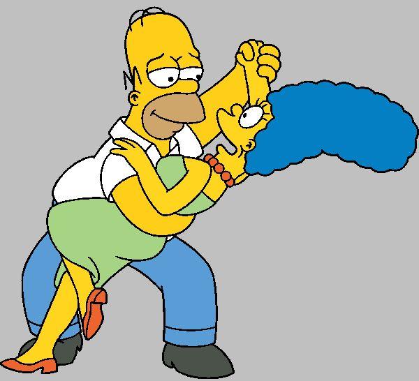 600x546 Top 99 The Simpsons Clip Art