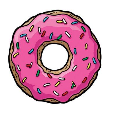 400x394 Cartoon Donut Clipart Free Clip Art Images Image