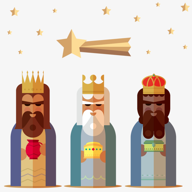 650x651 Flat Three Kings, King, Flat, Imperial Crown Png And Vector