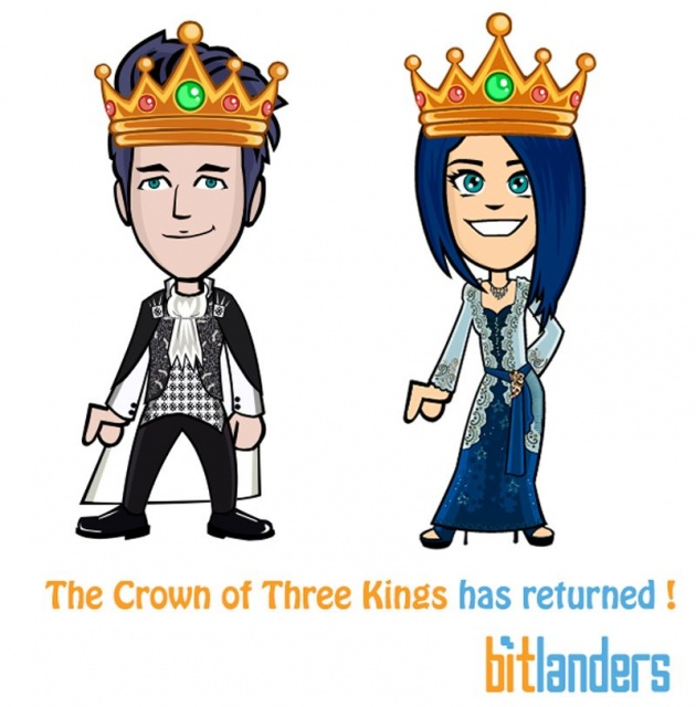 630x640 The Crown Of The Three Kings Has Returned!