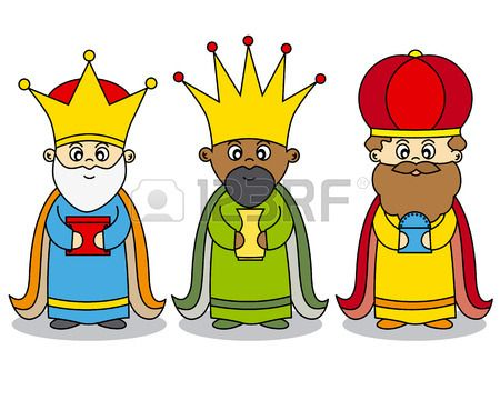 450x360 Three Kings Vector Foam Third And Art Clipart