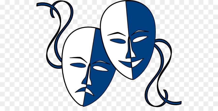 900x460 Mask Theatre Drama Clip Art