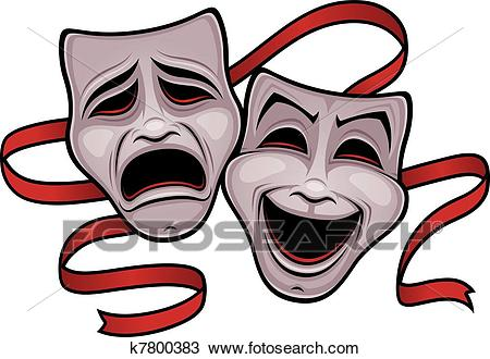450x330 Clipart Theatre Masks Clipart Of Comedy And Tragedy Theater Masks