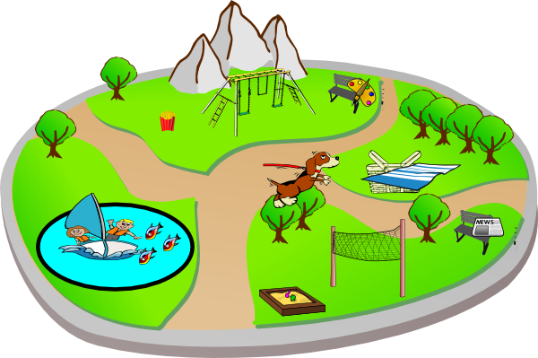 600x399 The Top 5 Best Blogs On Water Park Clipart Black And White
