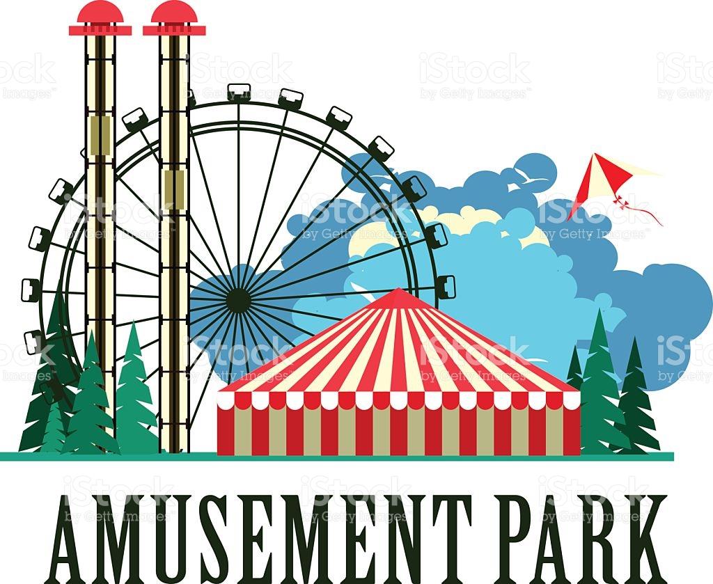 1024x839 Amusement Park Clipart Amp Amusement Park Clip Art Images