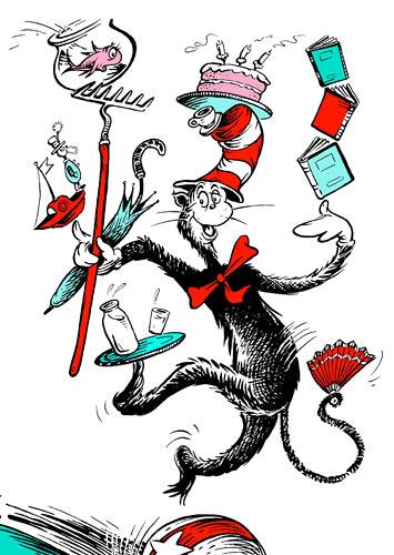 355x500 Dr. Seuss Neely's News