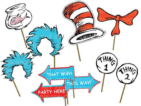 photograph relating to Thing 1 and Thing 2 Printable Clip Art identified as Matter One particular And Detail 2 Clipart at  Cost-free