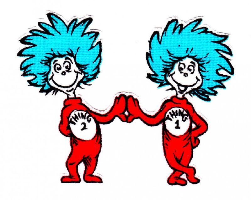 800x638 The Top 5 Best Blogs On Thing 1 And Thing 2 Printable Clip Art