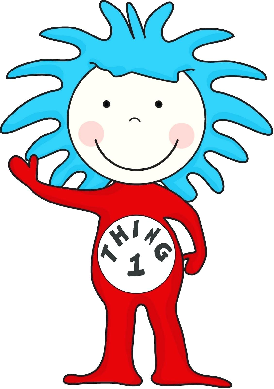 1130x1600 Coloring Page ~ Thing 1 And 2 Coloring Pages Clip Art Google