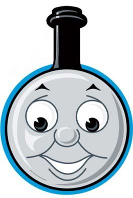 265x396 Collection Of Thomas The Train Face Clipart High Quality