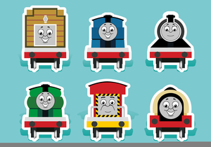 300x210 Thomas Friends Clipart Free Images