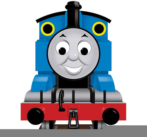 300x280 Thomas The Tank Clipart Free Images