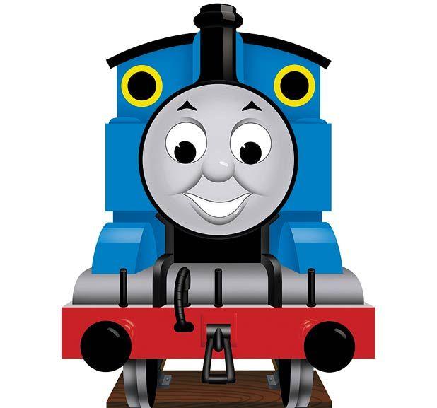 618x577 Thomas The Train Clip Art