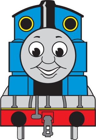 311x450 New Clipart Thomas The Train