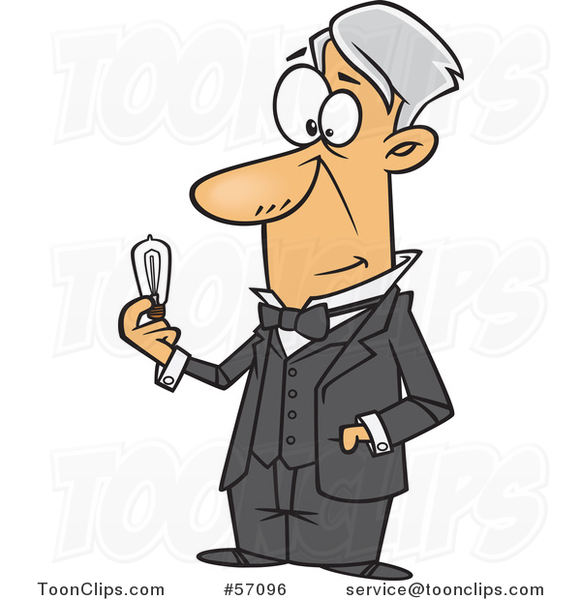 thomas edison clipart at getdrawings com free for personal use rh getdrawings com  thomas alva edison clipart