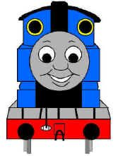 Thomas The Tank Colouring Pages