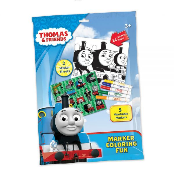 600x600 Souq Thomas And Friends Coloring Activiy Set With Washable