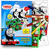 160x160 Thomas The Train Coloring Activity Set With Twist