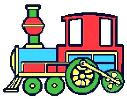 430x335 Train Coloring Pages Toddlers Train Coloring Pages
