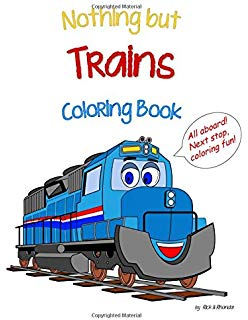 248x320 Steam Trains (Colouring Books) Amazon.co.uk 9780721431819 Books
