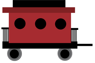 Thomas The Train Clipart