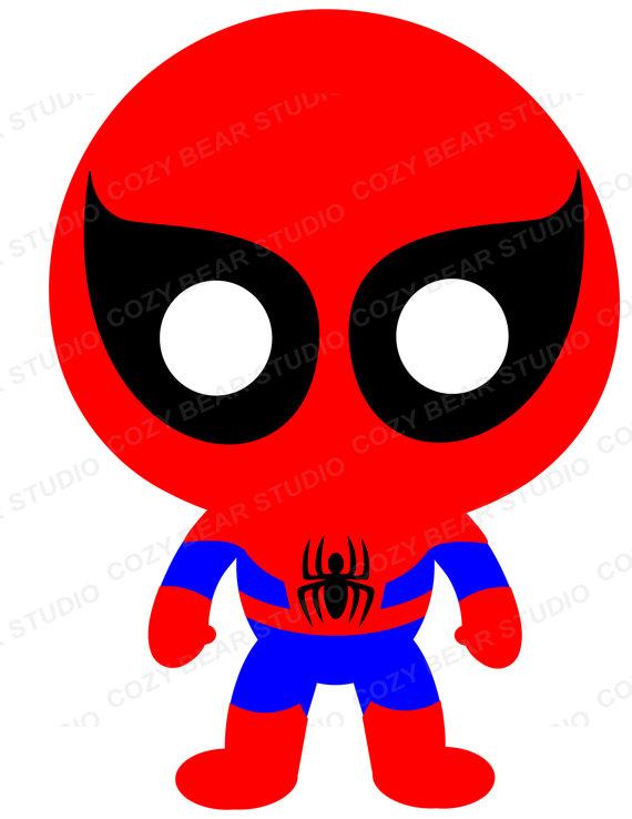 570x738 Superhero Clipart